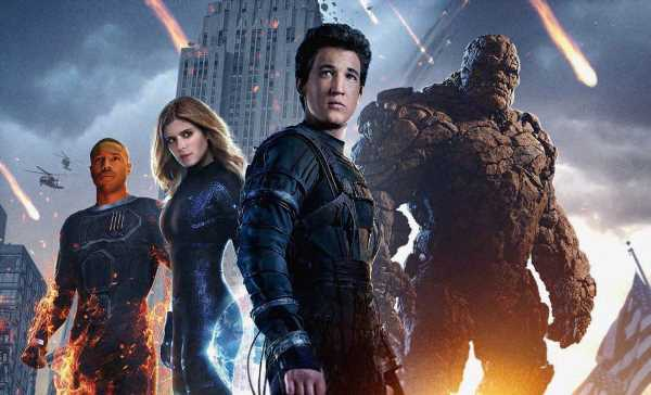 Another 'Fantastic Four' Will Arrive In The MCU In 2022, According To A New Report