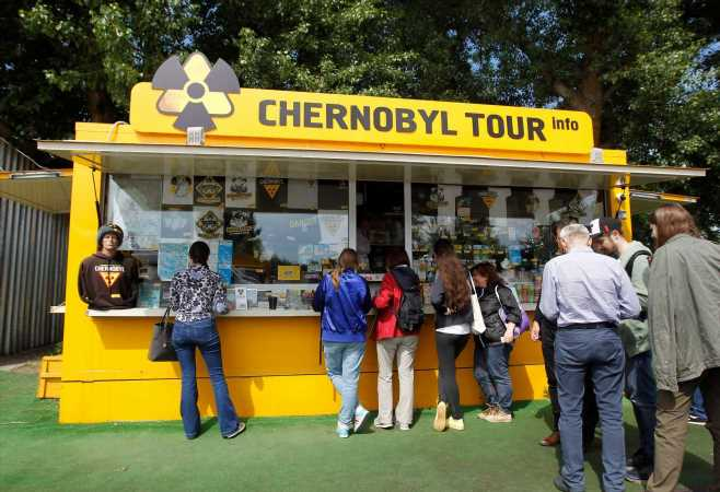 Chernobyl Creator Asks Show's Fans to Be Respectful as Tourists Flock to the Exclusion Zone