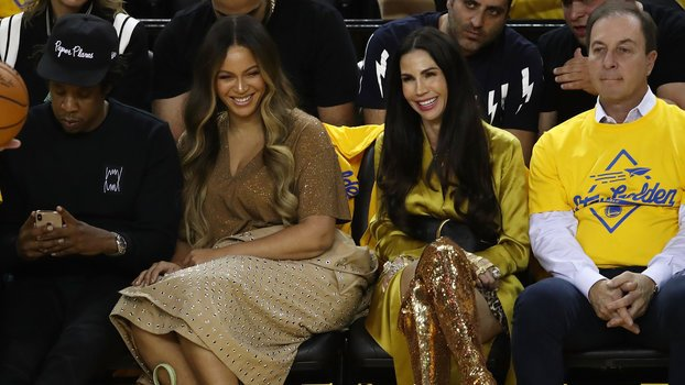 Beyoncé's Publicist Had to Get Involved After That Courtside Video of the Singer Went Viral