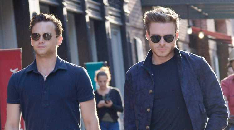 Richard Madden Reacts to Brandon Flynn Dating Speculation