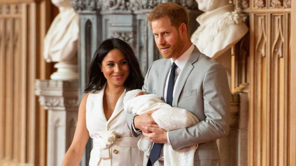 Wait, Could Meghan Markle & Prince Harry Really Be Moving to the US?