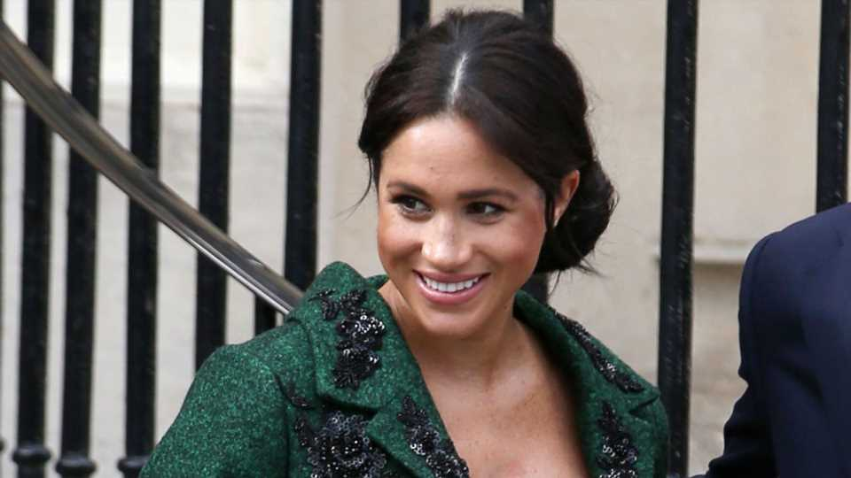 You Won't Believe Which A-List Actress Went to School with Meghan Markle