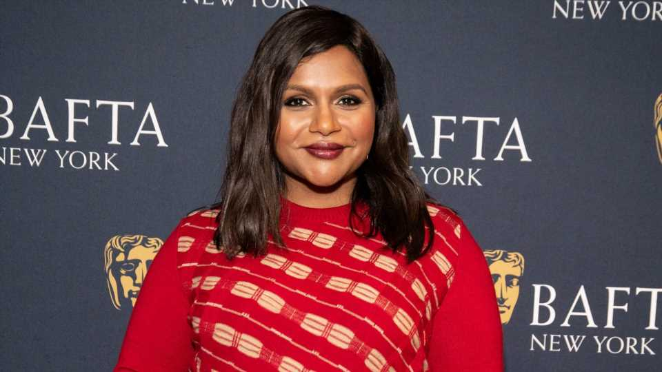 Mindy Kaling Weighs in on the Identity of Her Daughter Katherine's Father