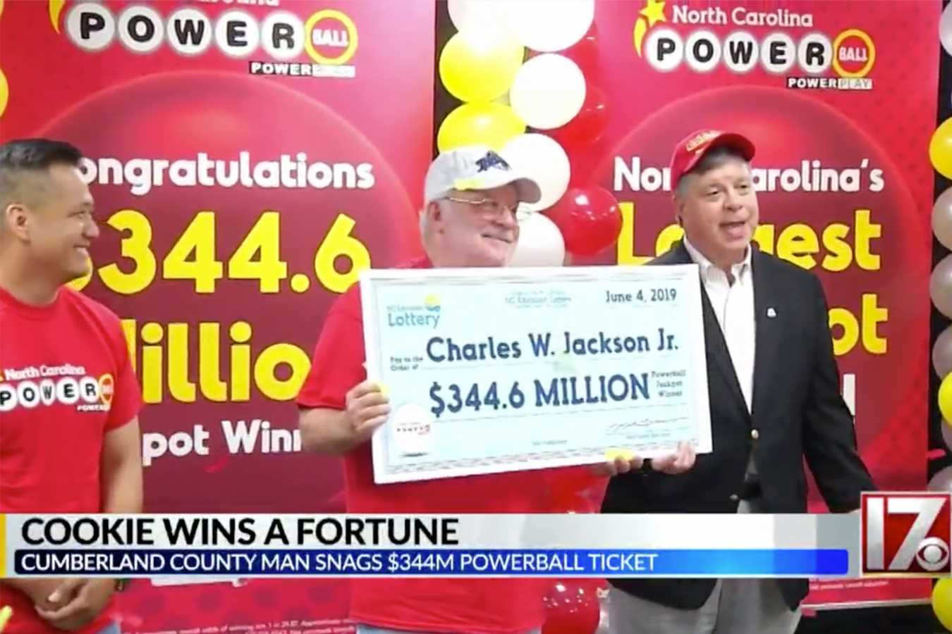 Retiree Wins $344 Million Lottery Jackpot After Playing Numbers From His Fortune Cookie