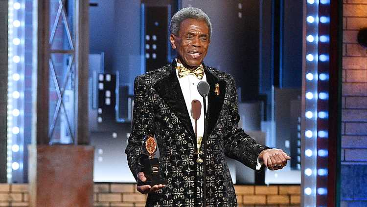 Hadestown's Andre De Shields Gives Touching Acceptance Speech at Tony Awards 2019
