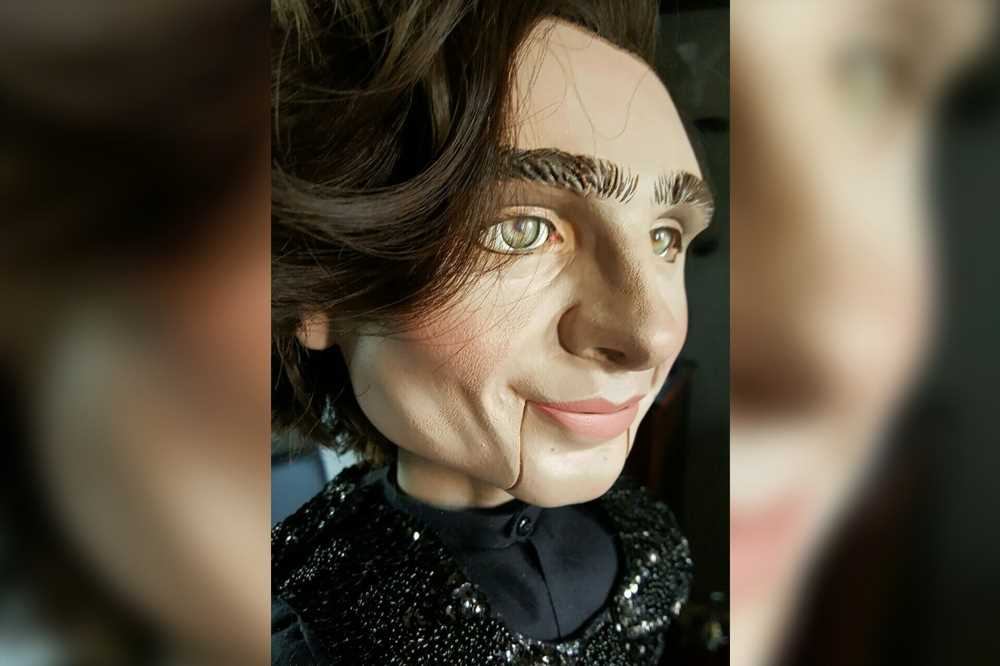 This creepy Timothée Chalamet puppet is terrifying the internet