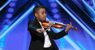 Tyler Butler-Figueroa Receives Golden Buzzer on 'AGT' – Watch Now!