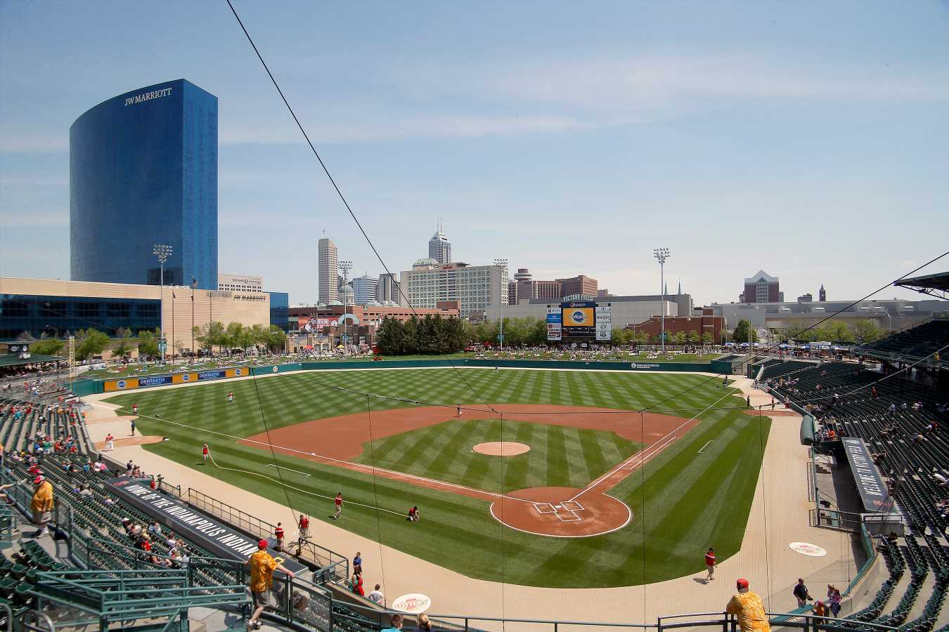 Child Hospitalized After Being Struck by Foul Ball at Minor League Baseball Game