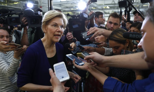 Elizabeth Warren's economic nationalism vision shows there's a better way