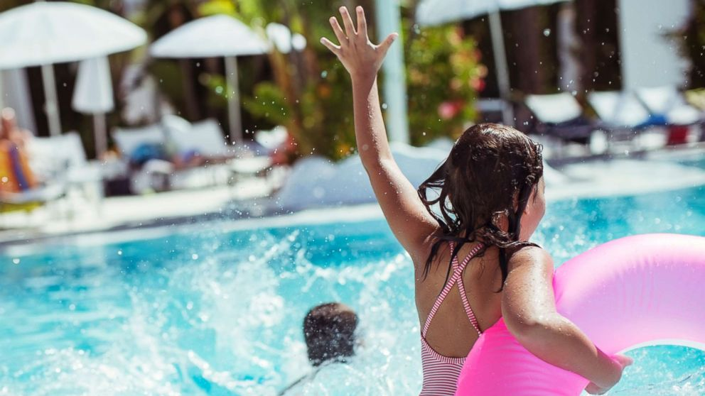 1 simple thing parents can do at pool parties to help keep kids safe
