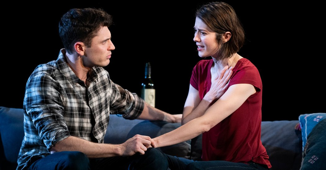 Review: Doubling Up on Toxic Manhood in 'Dying City'