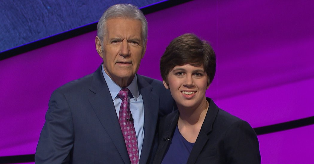 After Dethroning a 'Jeopardy!' Giant, Emma Boettcher Relinquishes the Crown