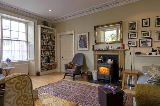 Travel writer's former childhood home in Lismore, Co Waterford
