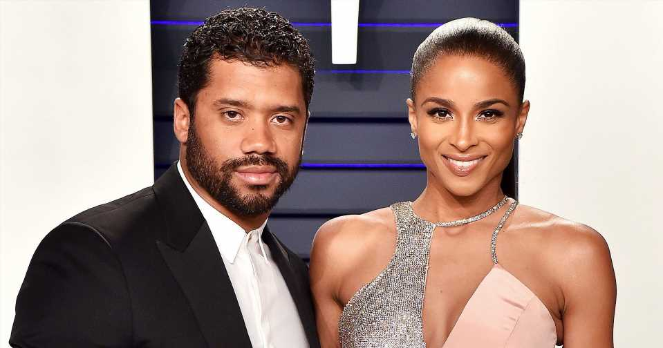 Ciara and Russell Wilson Have a Genius Red Carpet Strategy
