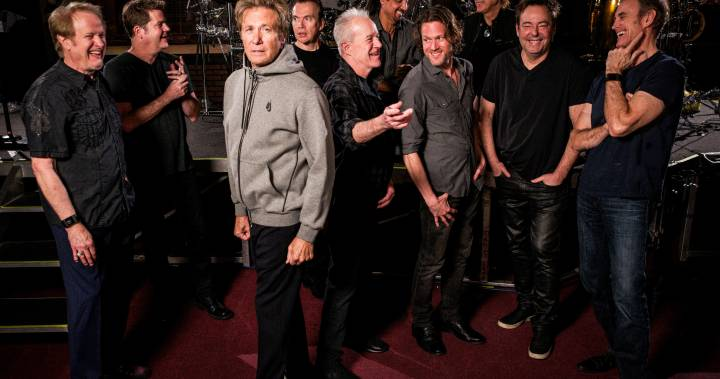 Legendary rockers Chicago make stop in Hamilton during summer tour