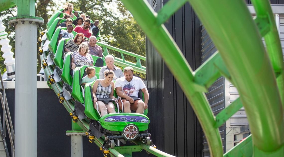 Drayton Manor offers £15 tickets for this weekend – here's how to nab one