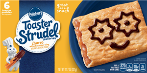 Here's Where To Get Pillsbury's Churro Toaster Strudel For Major Cinnamon-Sugar Goodness