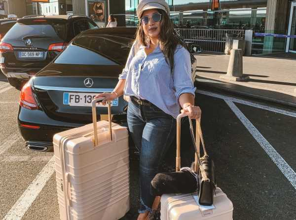 This BEIS Luggage Product Review Will Convince You These Trendy Bags Are Must-Haves