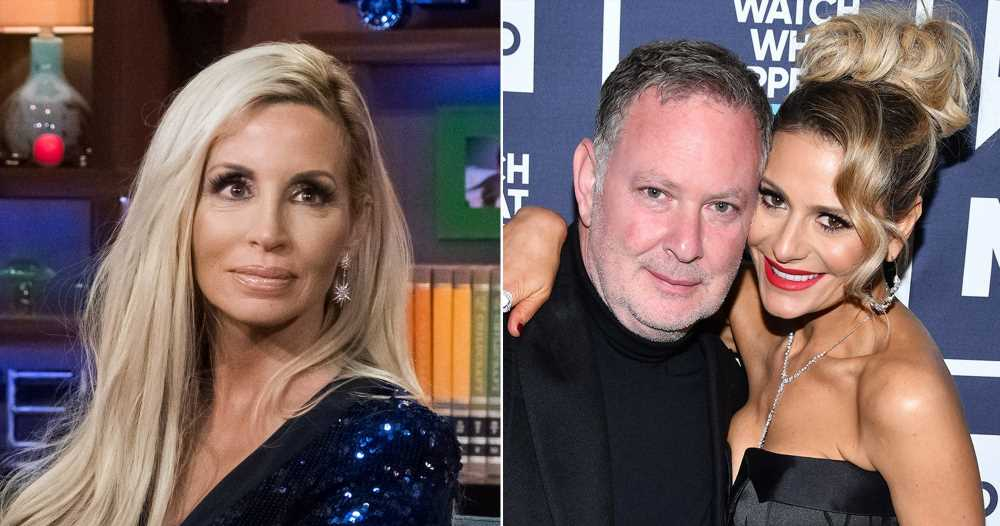 Camille Grammer 'Likes' Shady Tweets Amid PK and Dorit's Legal Trouble