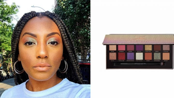 The Anastasia Beverly Hills Jackie Aina Palette Just Launched, and I'm in My Feelings