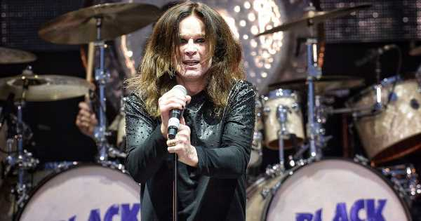 Ozzy Osbourne says he'd have killed himself if he'd been paralysed in freak fall