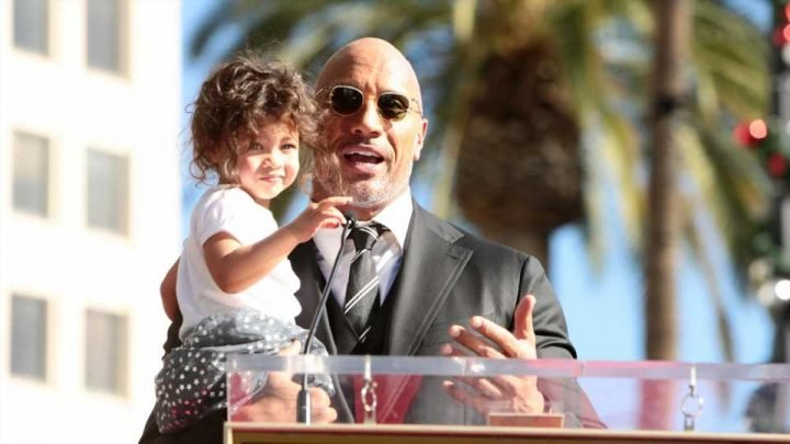 These Dwayne Johnson Quotes About Raising Daughters Are Making Us Melt