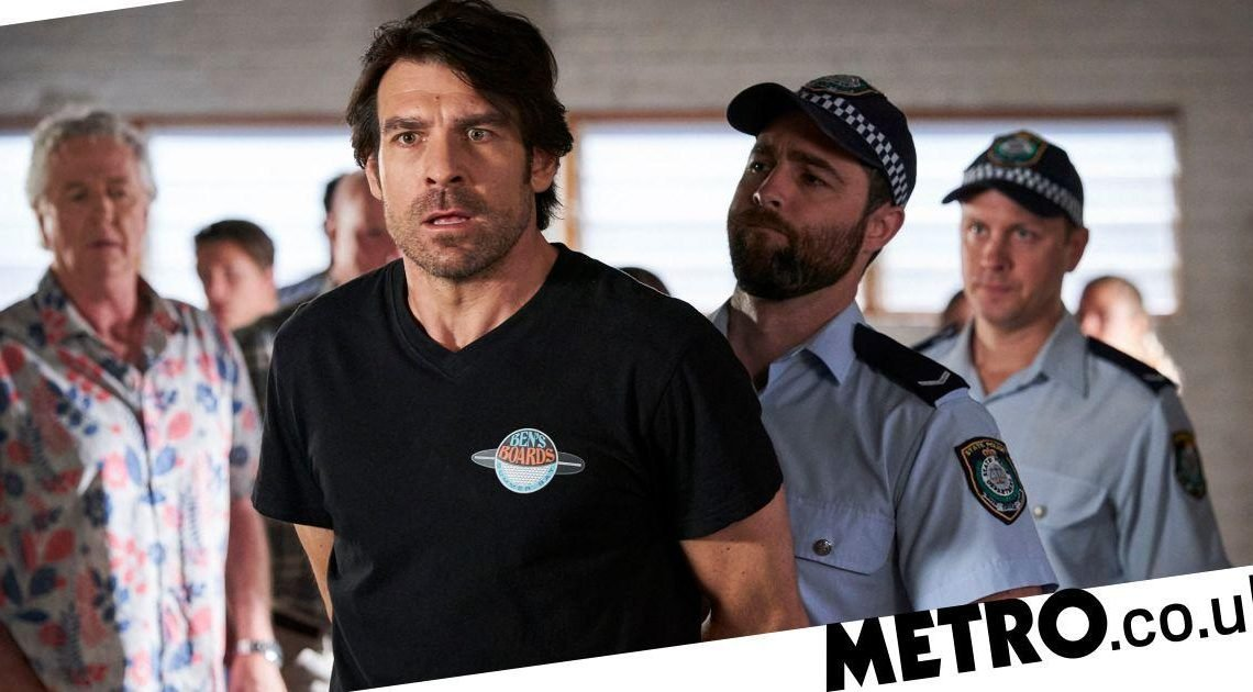 Home and Away spoilers: Ben faces jail for serious drug trafficking crimes