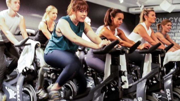 Gym-phobic Fabulous editor Joely Chilcott tries out Soul Cycle – the fitness class taking over world and now hitting Britain – The Sun