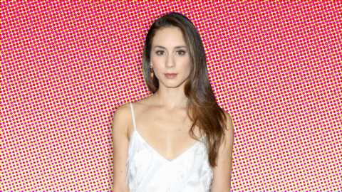 Troian Bellisario's 'Baby Shark' Story Will Make You Cry with Laughter