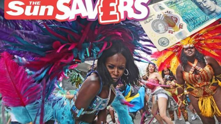 Recreate the Notting Hill Carnival at home with our party ideas – plus win £50k in The Sun Raffle – The Sun
