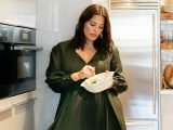 Ashley Graham's Maternity Dress Is the Chicest Thing a Mom-to-Be Could Wear