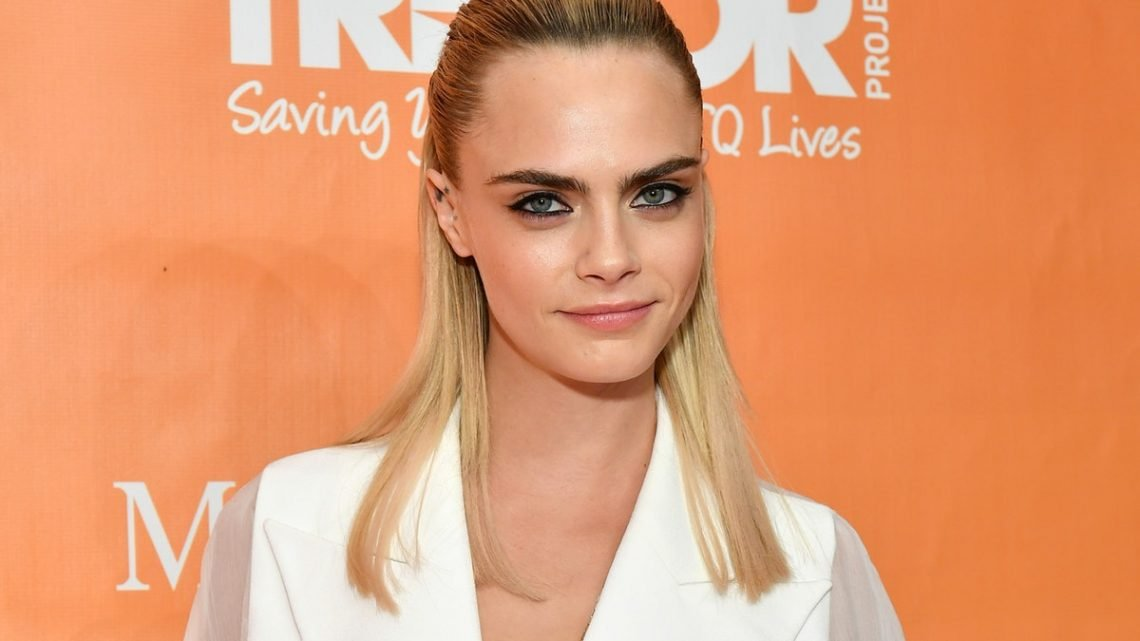 Cara Delevingne Shared What She Learned From Her Family's History Of Substance Use