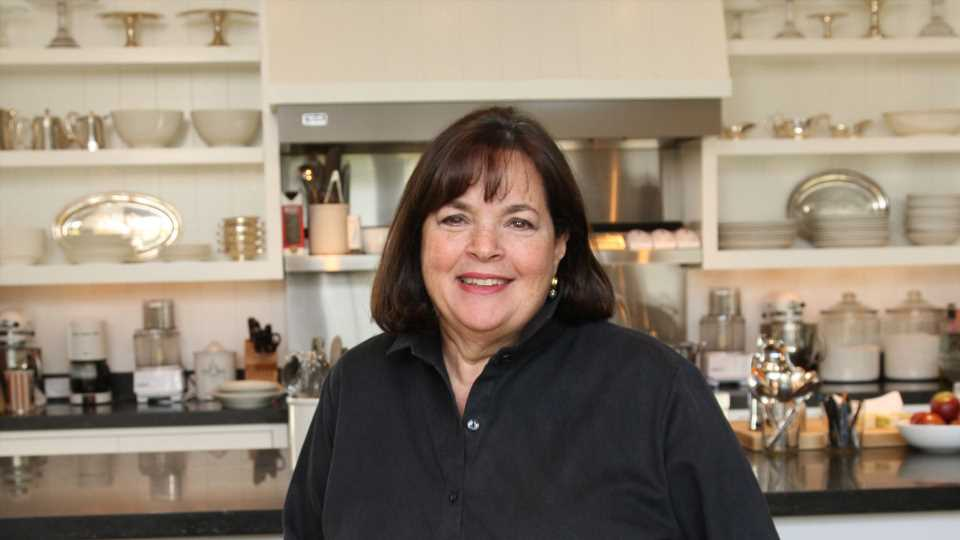 The Secret to Ina Garten's Famous Ice Box Cake Is This Boozy Ingredient