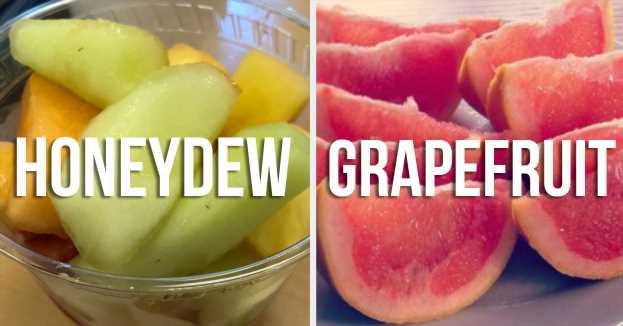 There's A 99.9% Chance We Can Guess Which Fruit You Hate The Most