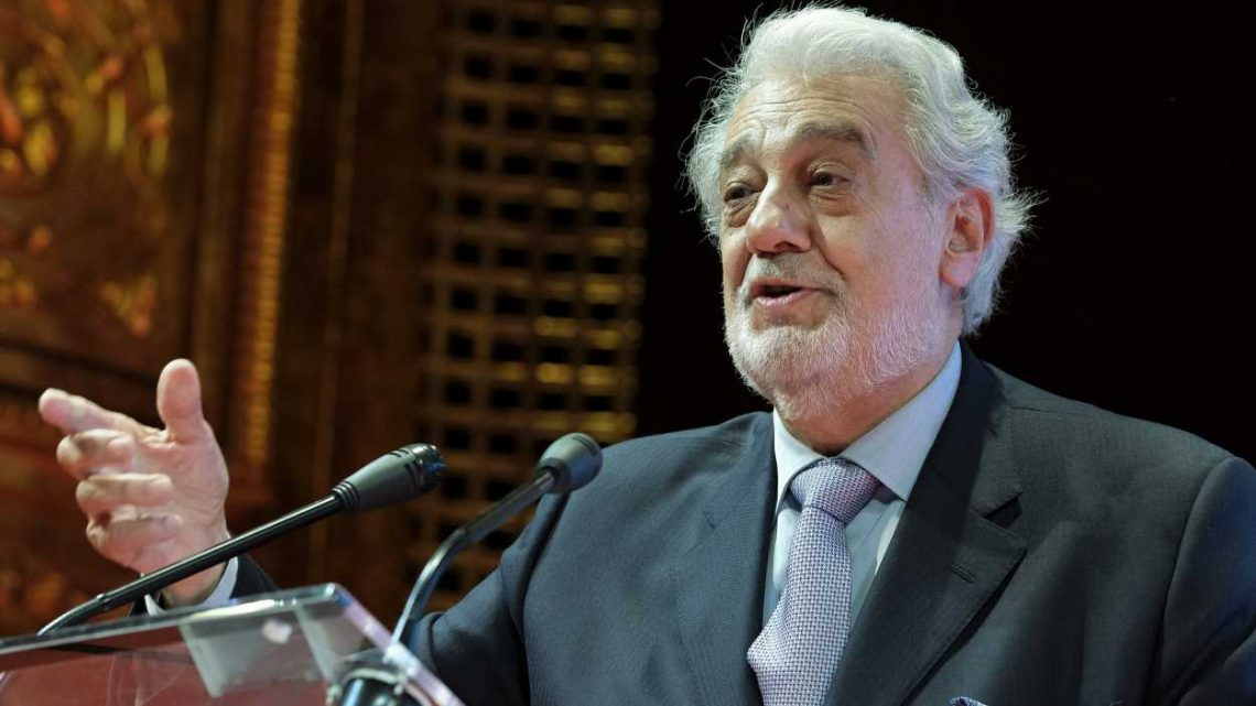 Opera legend Placido Domingo accused of sexual harassment by 9 women