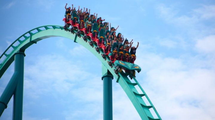 Roller coaster 'malfunction' reportedly sends five people to the hospital