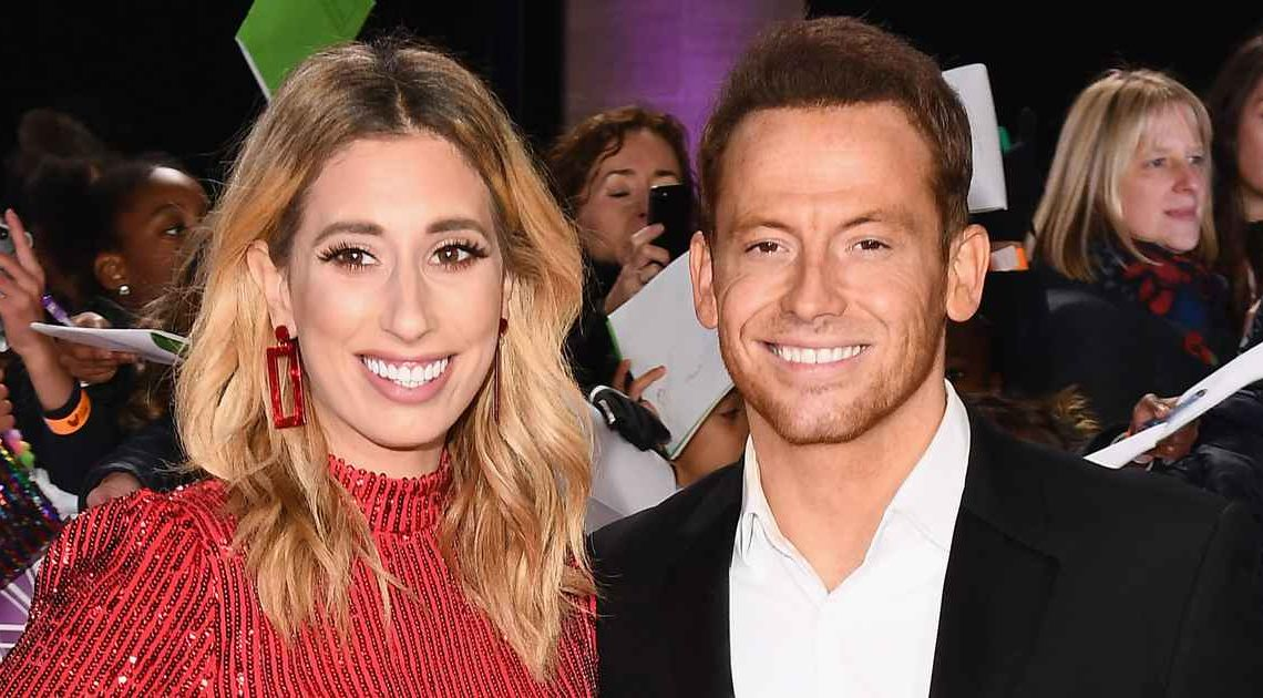 Stacey Solomon claims Loose Women are trying to split her and Joe Swash in hilarious video