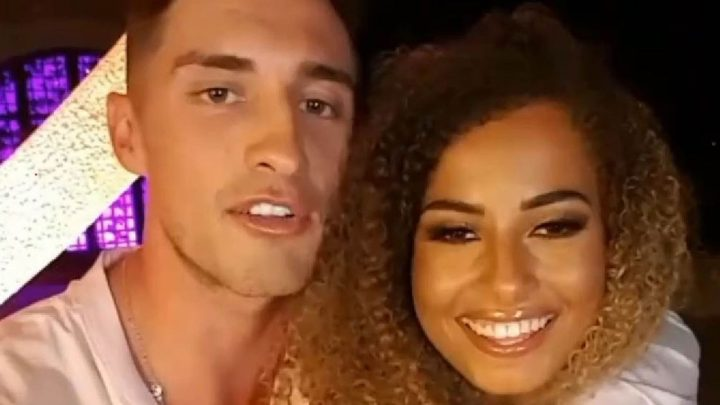 Love Island's Amber Gill tells ex Greg O'Shea to keep his share of £50k prize money and brands their split a 'blessing in disguise'