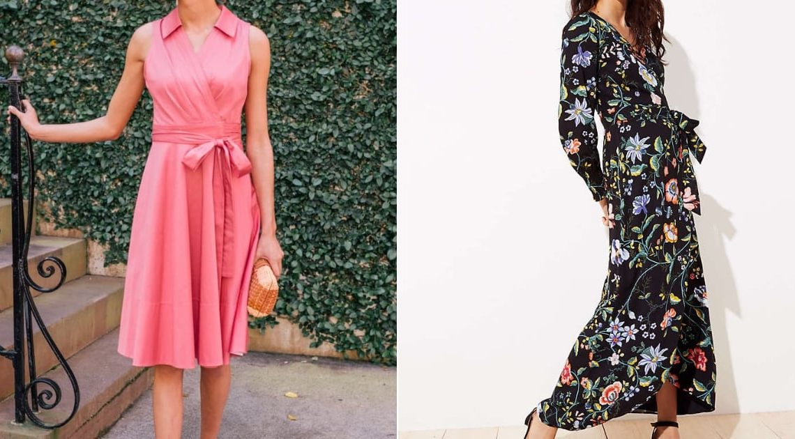 22 Stunning Dresses Petite Girls Can Wear to a Wedding This Fall