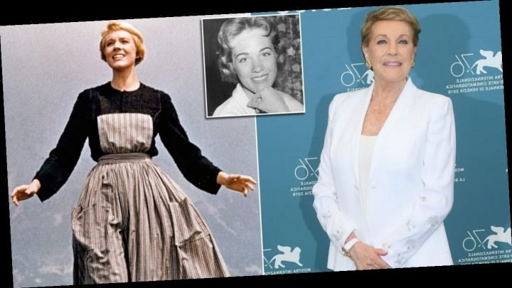 Julie Andrews' horror as Von Trapp child almost drowned on Sound of Music set