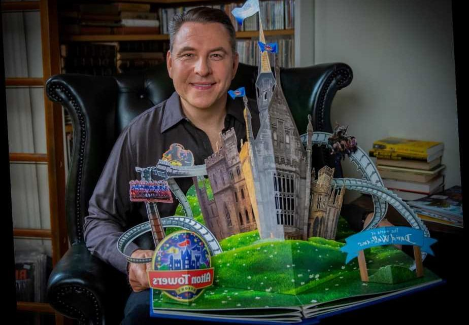 Alton Towers is launching a huge David Walliams attraction next year featuring rides inspired by his children's books – The Sun