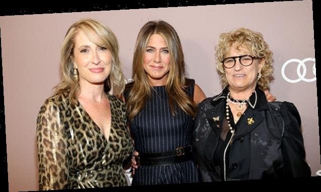 Jennifer Aniston & More Stars Stun  At 'Variety's Power Of Women 2019 Event In Los Angeles — Pics