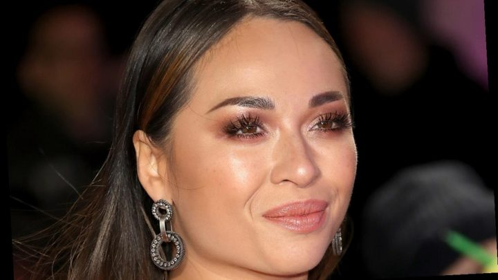 Strictly's Katya Jones asks fans for help with skin problems
