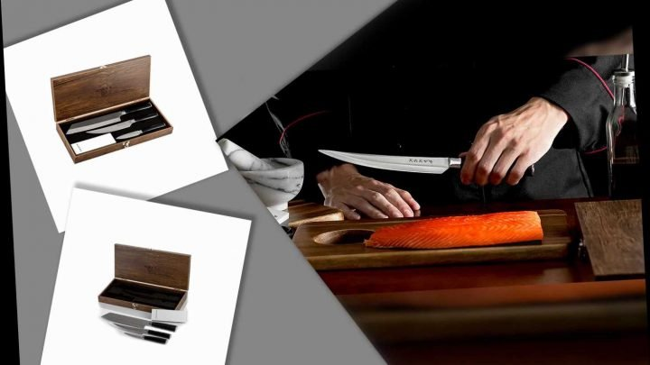 This impressive three-piece Japanese chef knife is 90% off