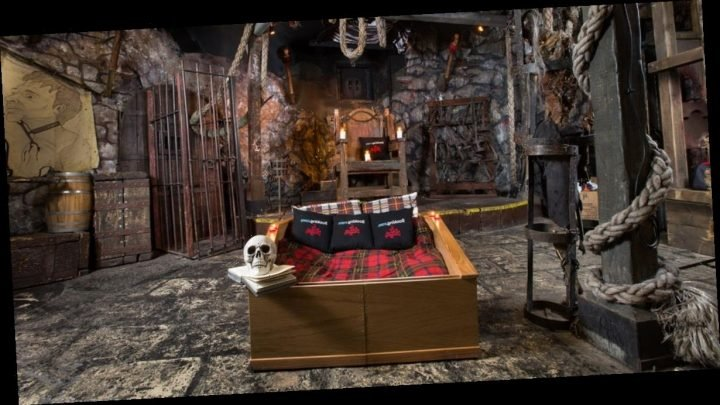 Dungeon offers Halloween 'séance sleepover' and you spend the night in a coffin