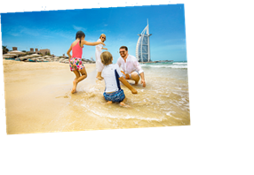 There's so much family fun to be had in Dubai