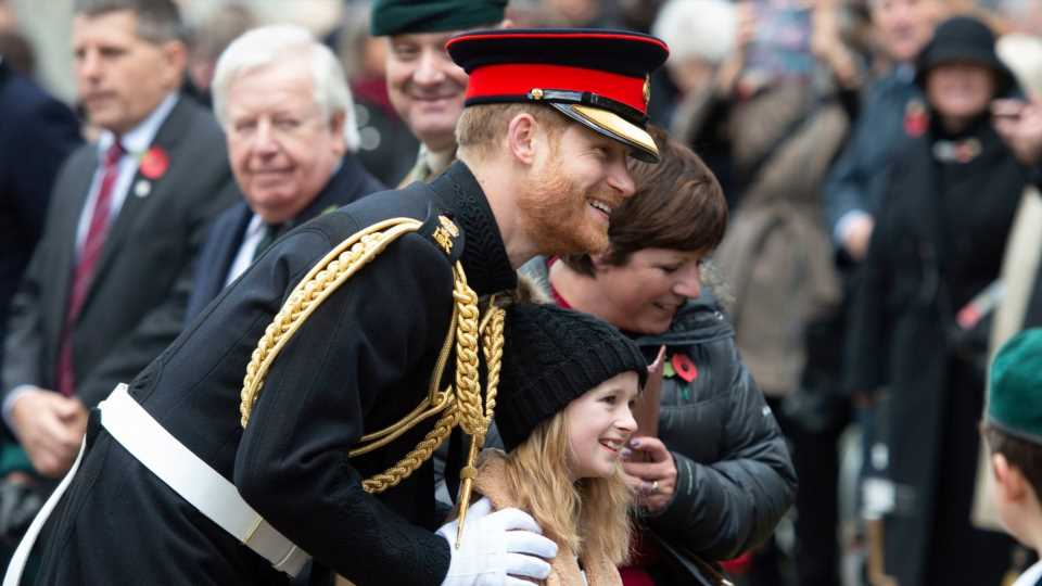 Is Prince Harry Hinting at Wanting Baby #2 with Meghan Markle?