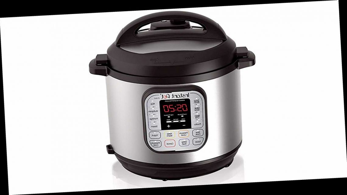 This Best-Selling Instant Pot Is the Cheapest It Has Ever Been on Amazon Right Now
