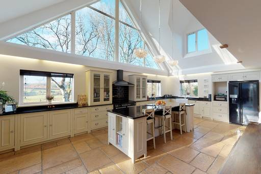 Light filled Wicklow bungalow overlooking the Red Hills for €750,000