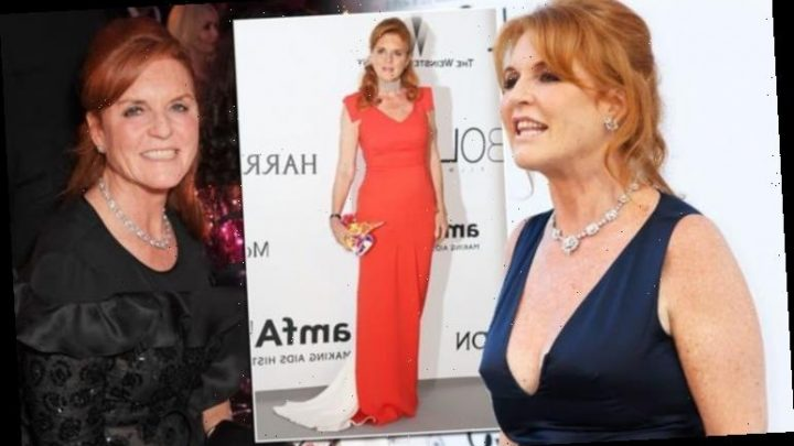 Sarah Ferguson's favourite piece from £660k jewellery collection from Prince Andrew